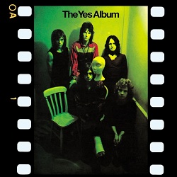 The Yes Album Book Cover