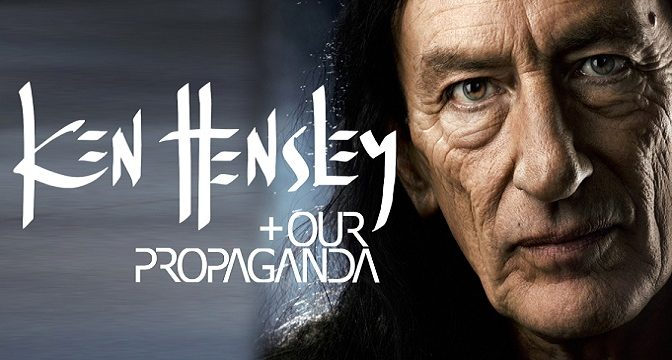 Ken Hensley + Our Propaganda