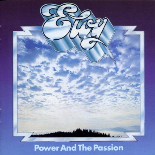 Power And The Passion Book Cover