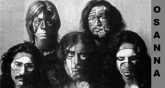 Osanna – L'uomo, 1971