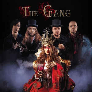 The Gang Book Cover