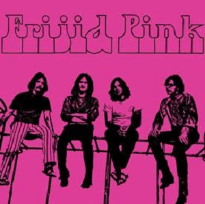 Frijid Pink Book Cover