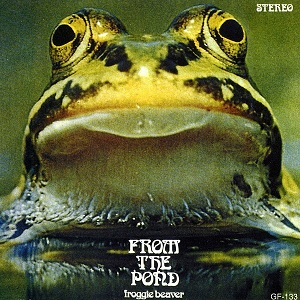 FROGGIE_BEAVER_From_the_pond