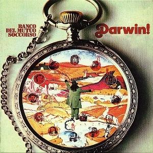 Darwin! Book Cover
