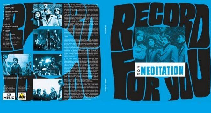 """Podporte vydanie LP platne """"For Meditation""""!"""