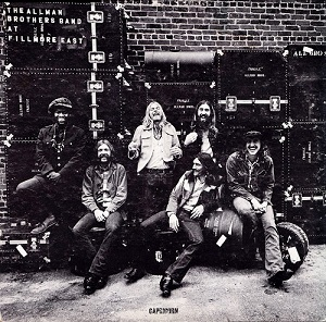 At Fillmore East Book Cover