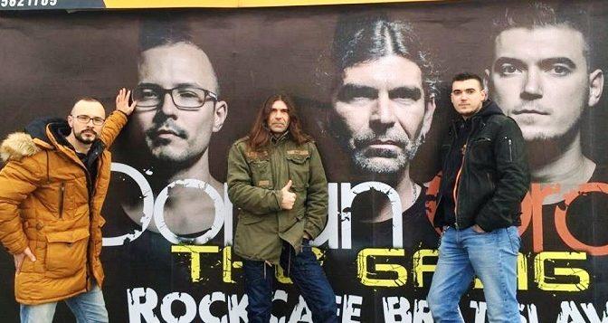 Dorian Gray – hard rock z Bratislavy