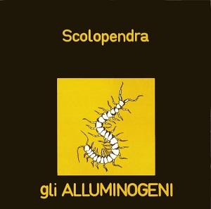 Scolopendra Book Cover
