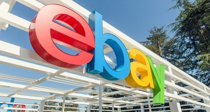 Nákup z eBay