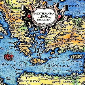 Mediterranean Tales (Across The Waters) Book Cover
