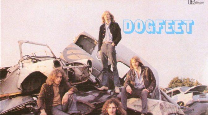 Psie laby rockujú