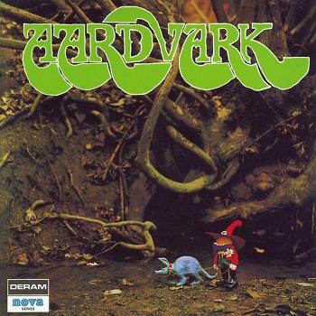 Aardvark Book Cover