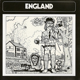 England Book Cover