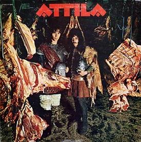 Attila Book Cover