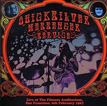 Live at The Fillmore Auditorium, San Francisco, 6th February 1967 Book Cover