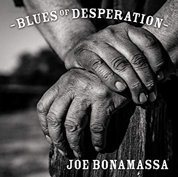 Blues Of Desperation Book Cover