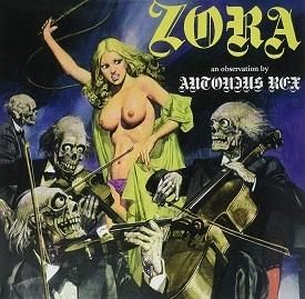 Zora Book Cover