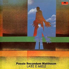 Passio Secundum Mattheum Book Cover