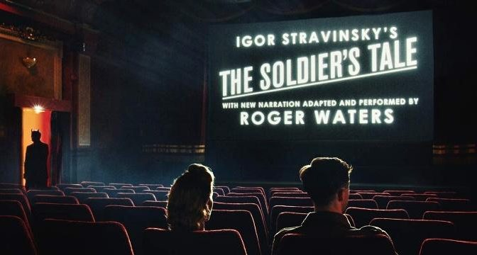 Roger Waters – The Soldier's Tale, 2018