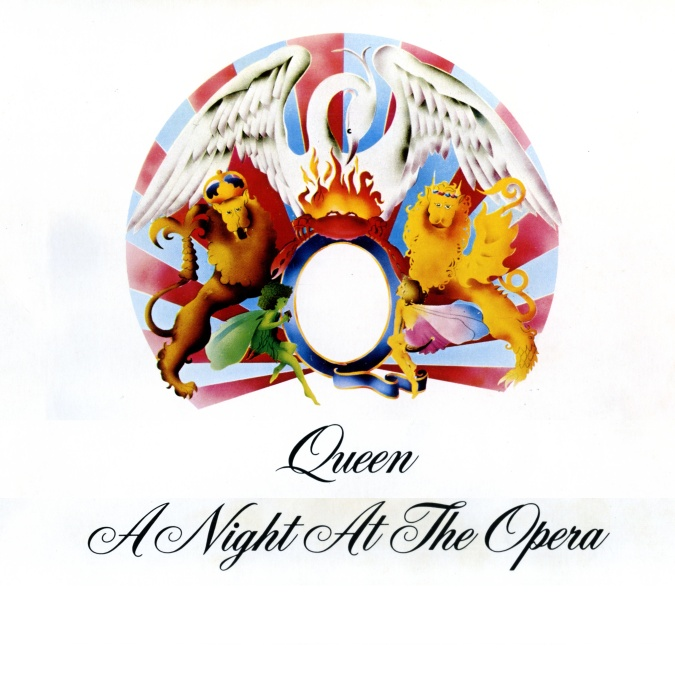 A Night At The Opera Book Cover