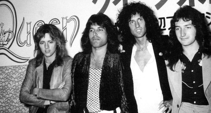 Queen – A Night At The Opera, 1975