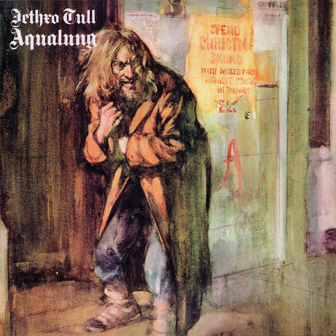 Aqualung Book Cover