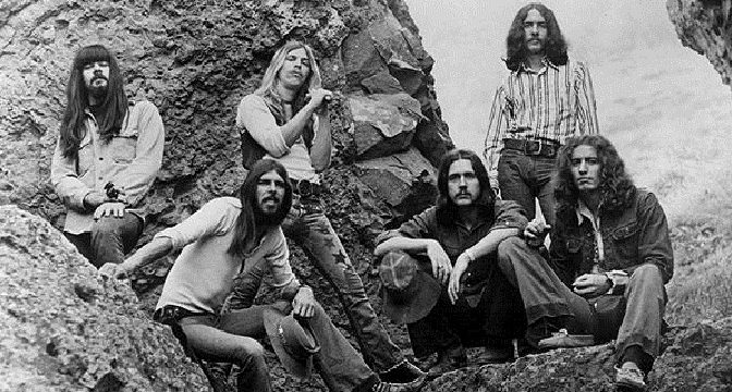 Uchovajte si vieru v južanský rock