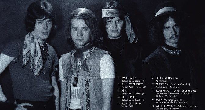 The BLUE EFFECT – Meditace (1970)