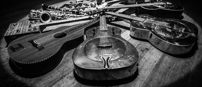 Kompletná história blues 1920-1962