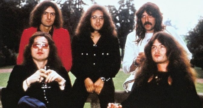 Deep Purple – Burn, 1974