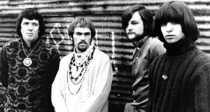 Iron Butterfly – In-A-Gadda-Da-Vida, 1968