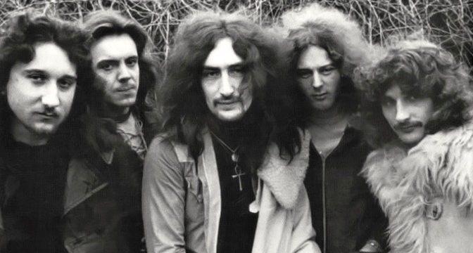 Uriah Heep – Look At Yourself, 1971