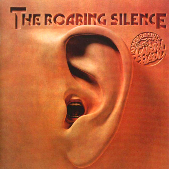 The Roaring Silence Book Cover