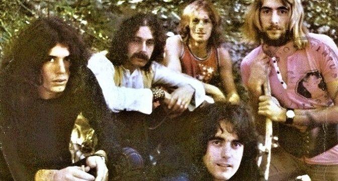 Tucky Buzzard – Tucky Buzzard, 1971