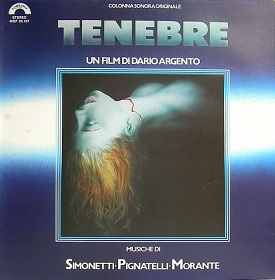 Tenebre Book Cover