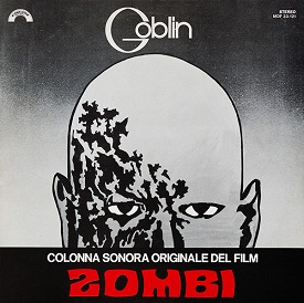 Zombi (Colonna Sonora Originale Del Film) Book Cover