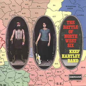 The Battle Of North West Six Book Cover