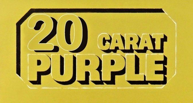 20 Carat Purple