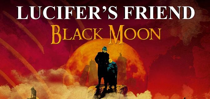 Lucifer's Friend – Black Moon, 2019