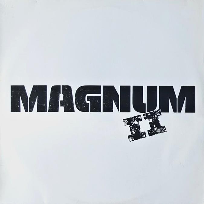 Magnum II Book Cover