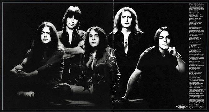 Rainbow – Rising, 1976