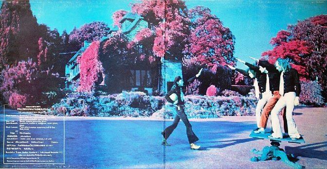 VAN DER GRAAF GENERATOR – PAWN HEARTS: v temně oranžovém království tíživého neklidu a tak trochu dál, 1971
