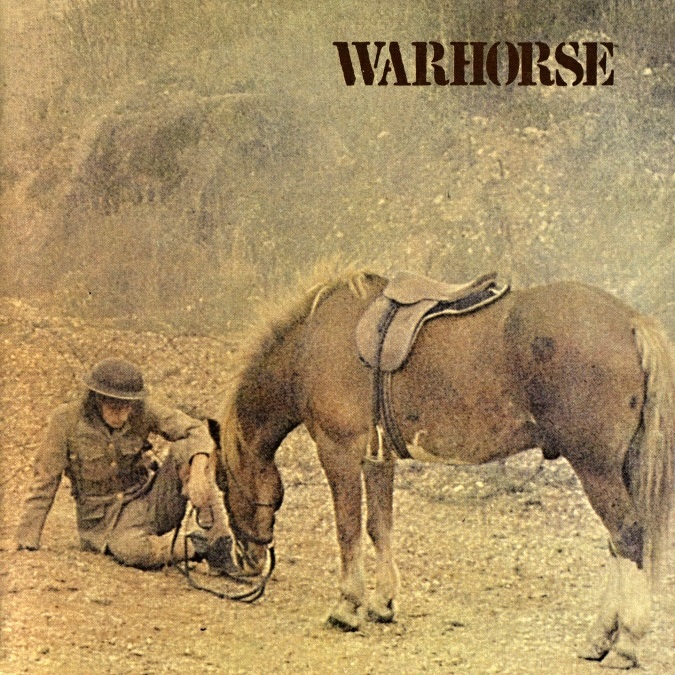 Warhorse Book Cover