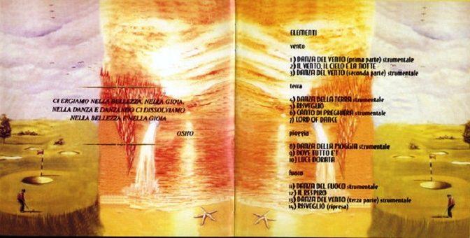 Le Orme – Elementi, 2001