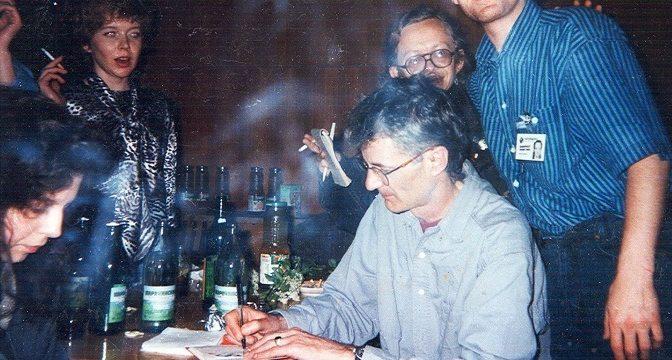 Peter Hammill – Sonix, 1996