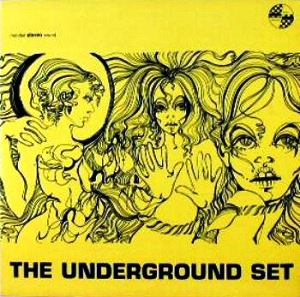The Underground Set Book Cover