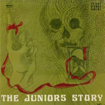 The Juniors Story Book Cover