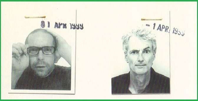Roger Eno & Peter Hammill – The Appointed Hour, 1999