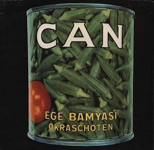 Ege Bamyasi Book Cover