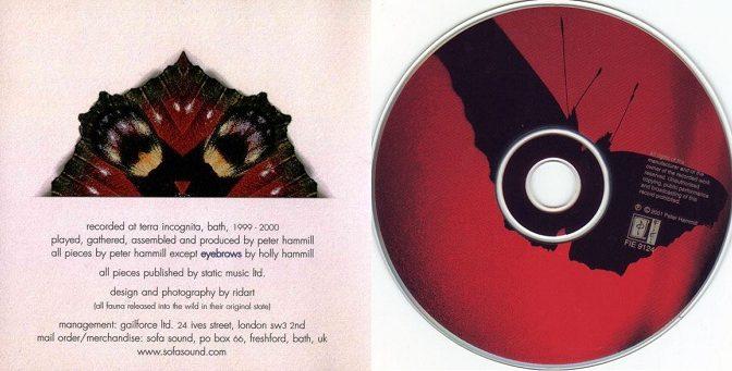 Hammill/Sonix – Unsung, 2001